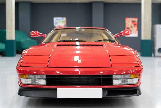 1986 Ferrari Testarossa Monospecchio RHD