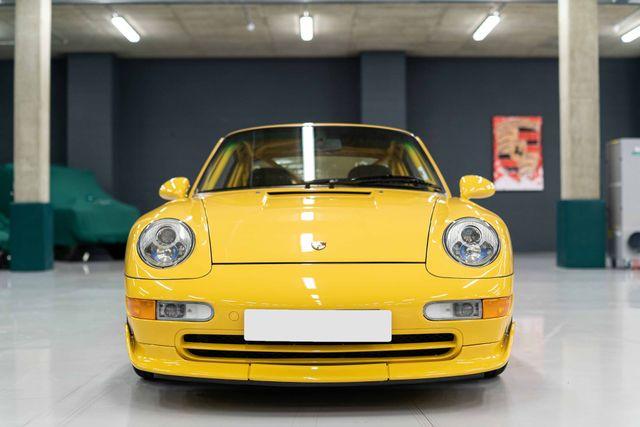 1995 Porsche 993 RS Clubsport