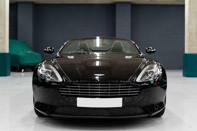 2011 Aston Martin Virage Volante V12 Automatic
