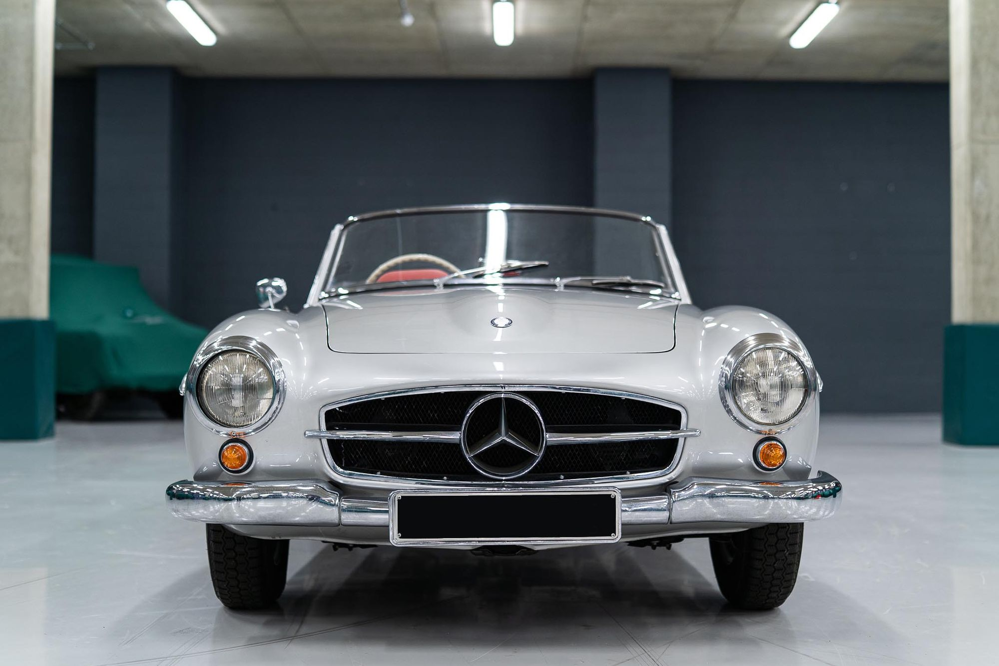 1960 Mercedes  190 SL Roadster RHD